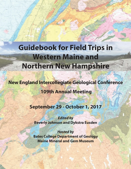 New England Intercollegiate Geological Conference 2017